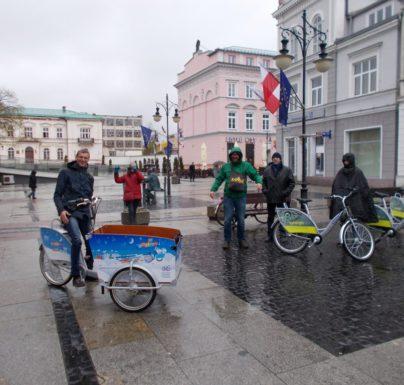 Goście z Brześcia w Radomiu.